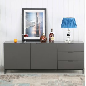 Korando Modern Sideboard with Matt Lacque..