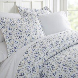 Bjarne Premium Ultra Soft Blossoms Print Duvet Set