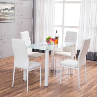 & Dining Table Sets Kitchen Table u0026 Chairs | Wayfair.co.uk