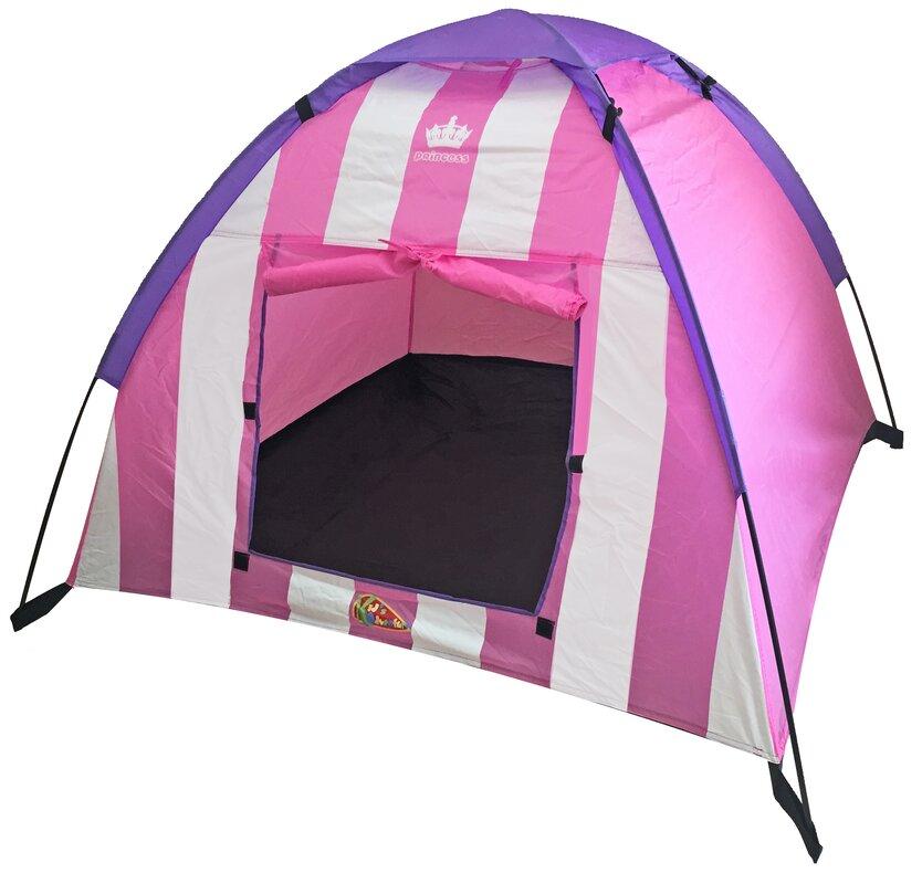 Princess Dome Play Tent  sc 1 st  Wayfair & Kidu0027s Adventure Princess Dome Play Tent u0026 Reviews | Wayfair