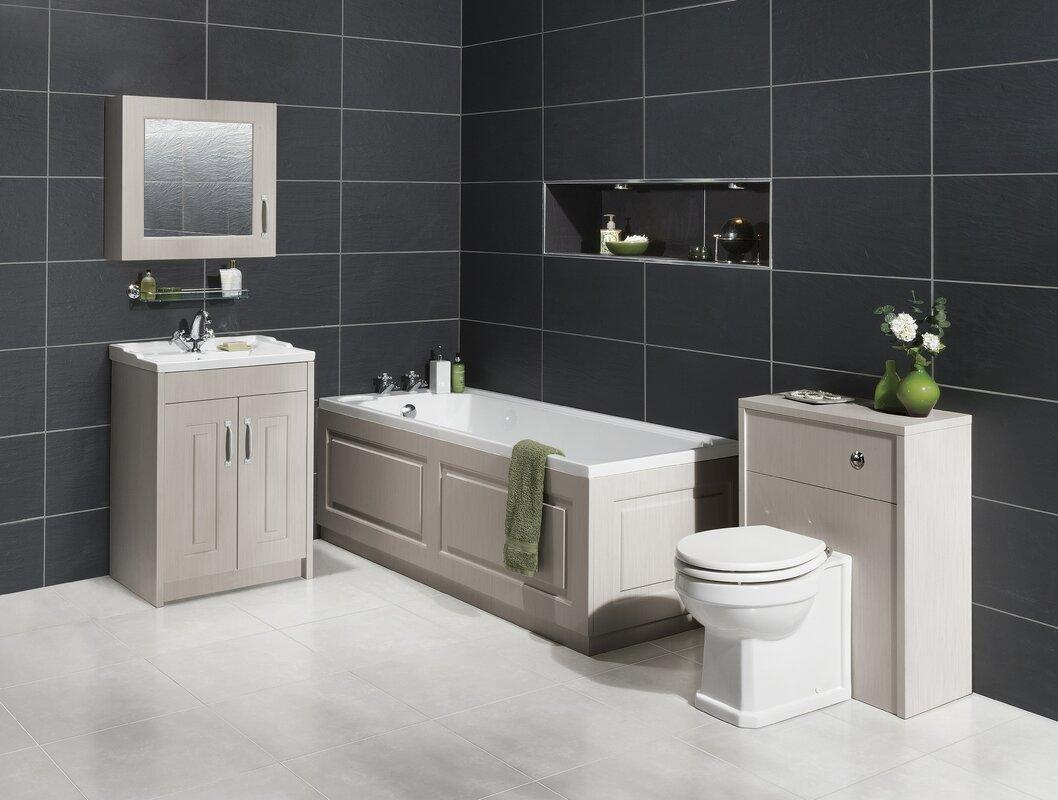 kartell 60 cm waschtisch set bewertungen. Black Bedroom Furniture Sets. Home Design Ideas
