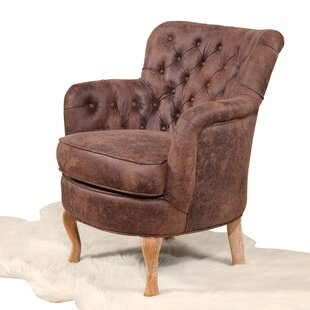 Novica Tufted Armchair