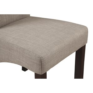 Cosmopolitan Parsons Chair in Linen - Lig..
