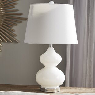 White Table Lamps You Ll Love Wayfair Ca