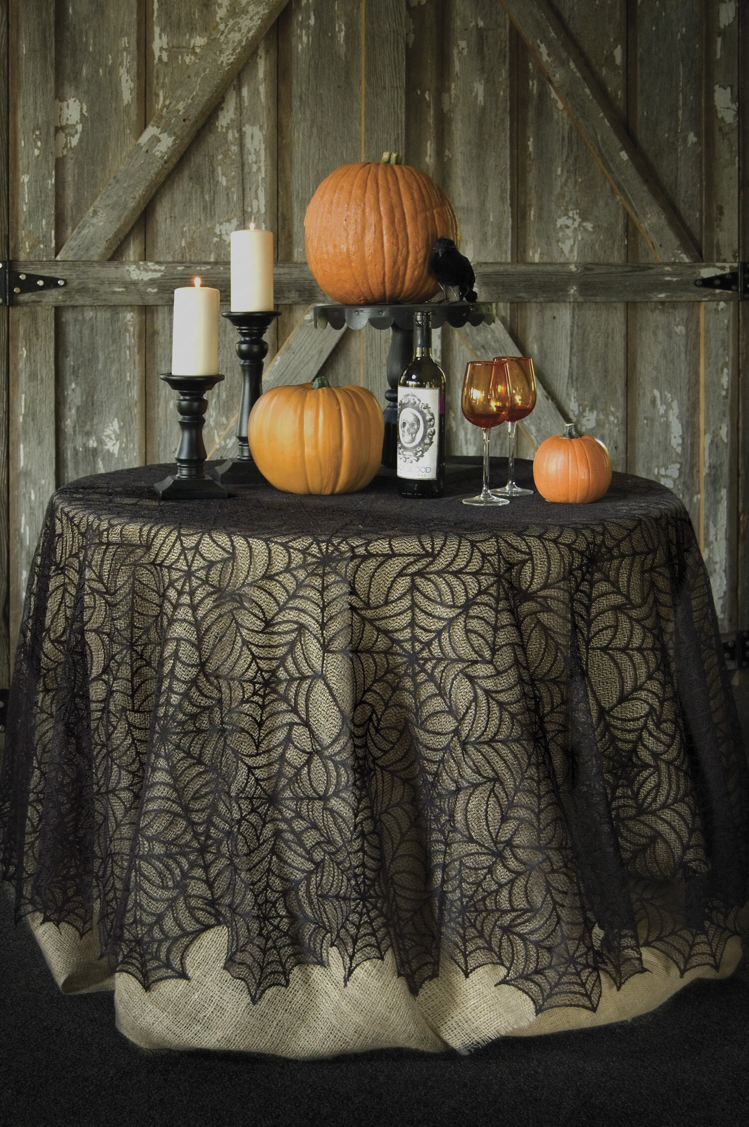Awesome Heritage Lace Spider Web Tablecloth U0026 Reviews | Wayfair