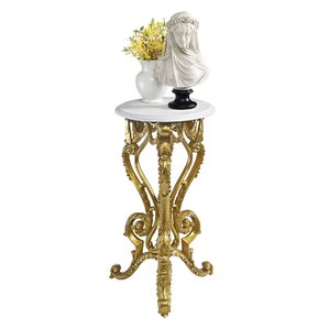 Palace of Versailles Petite Accent End Table by Design Toscano