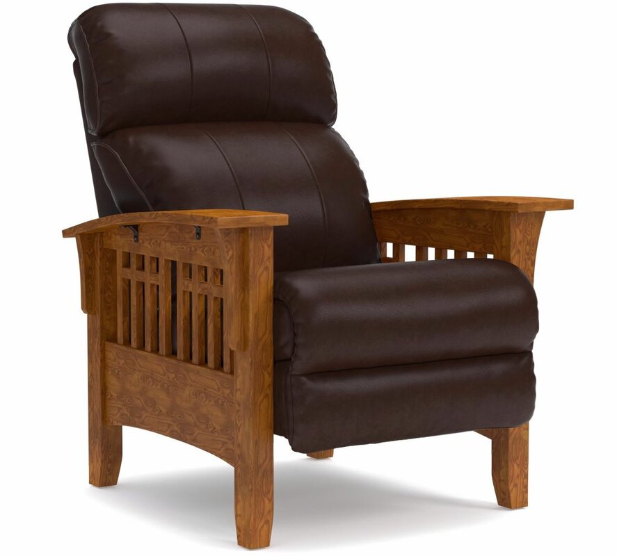 Eldorado Leather Manual Recliner  sc 1 st  Wayfair & La-Z-Boy Eldorado Leather Manual Recliner u0026 Reviews | Wayfair islam-shia.org
