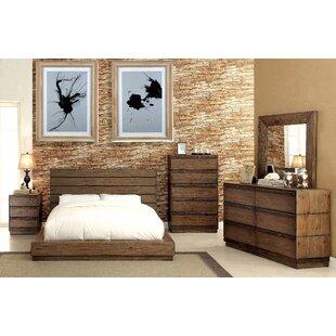 Genial Petra Platform Configurable Bedroom Set