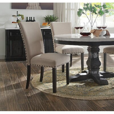 Tyrion Upholstered Dining Chair Rosdorf Park