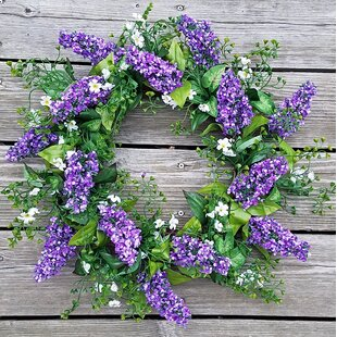 Outdoor Wreaths Youu0027ll Love | Wayfair