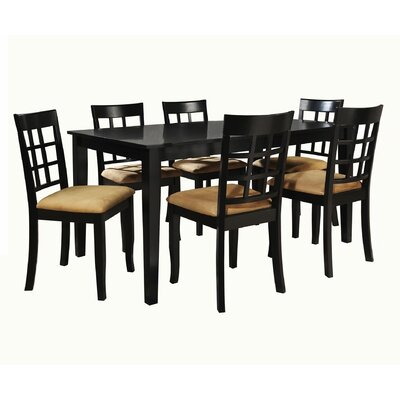 Black Lacquer Dining Room Set | Wayfair