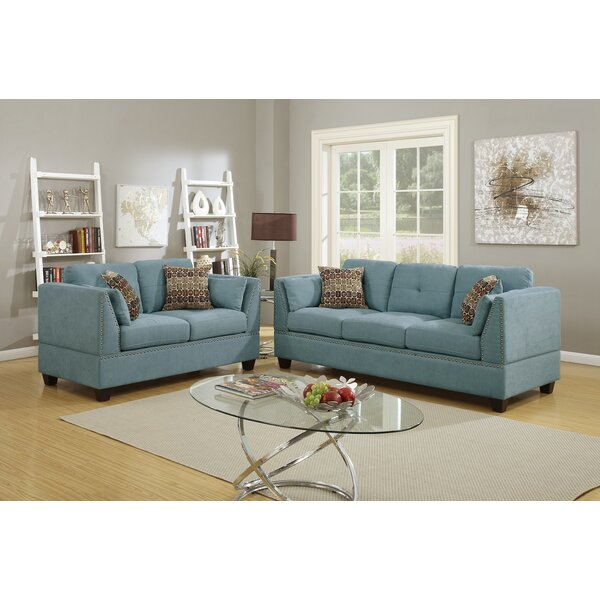 Next Furniture Living Room: Infini Furnishings 2 Piece Living Room Set & Reviews