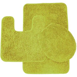 Search Results For Green Bathroom Rug Sets