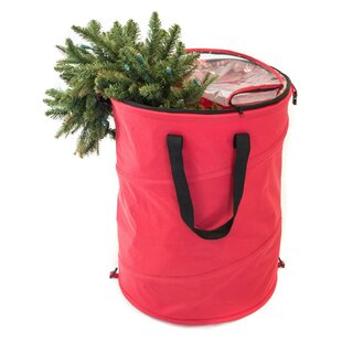 30 extra large pop up christmas decorations storage bag - Christmas Decoration Storage Containers