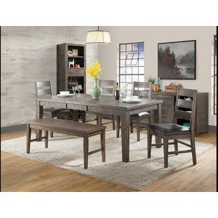 Long narrow dining table wayfair glenwood pines extendable dining table workwithnaturefo