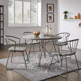 wrought iron dining room sets You\'ll Love in 2019 | Wayfair