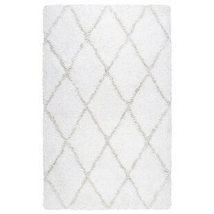 Solarte Hand-Tufted Tan/White Area Rug By Mack & Milo