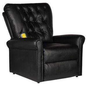 Relaxsessel aus Leder von dCor design