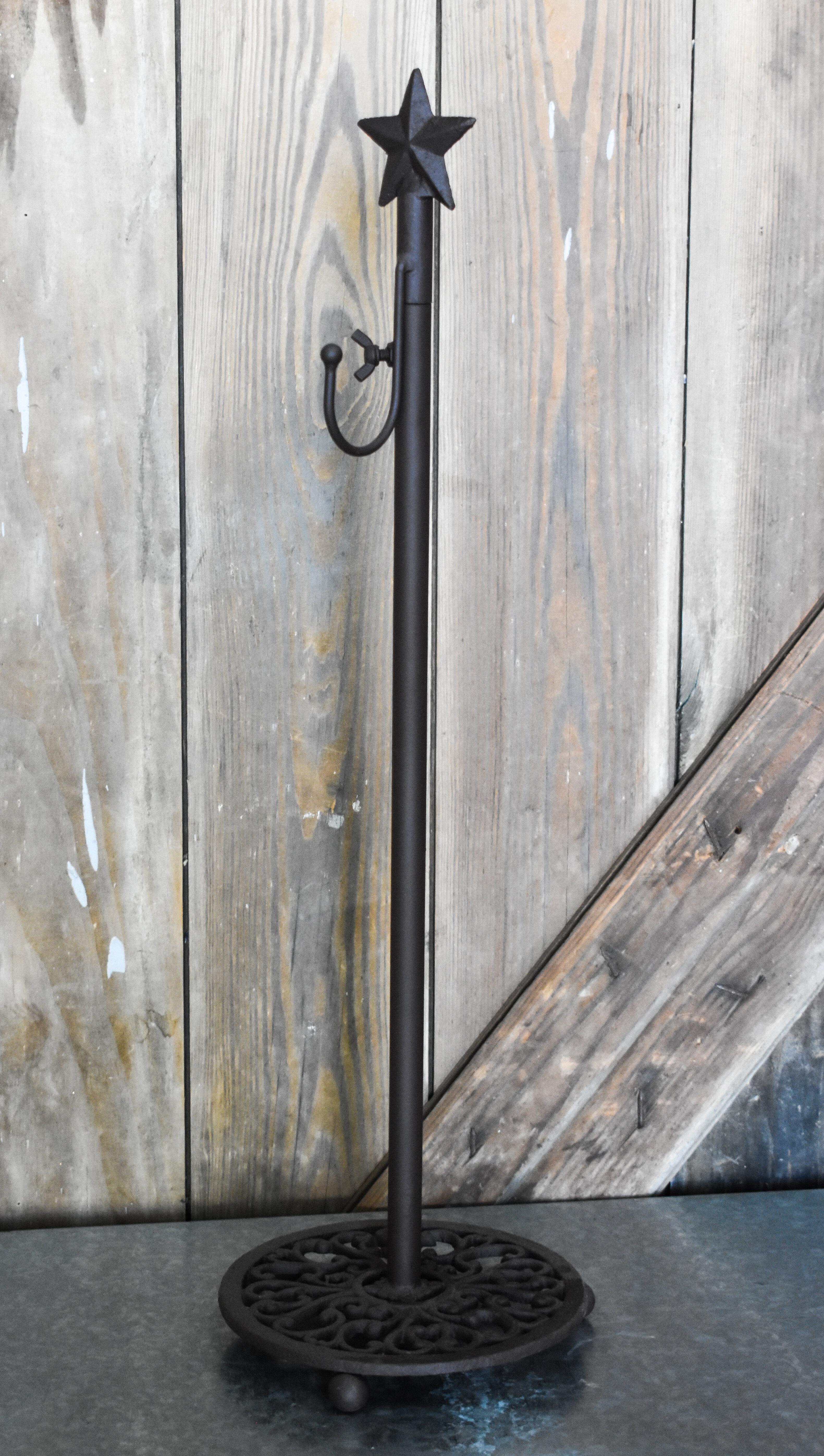 Attrayant Charlton Home Adjustable Wreath Stand | Wayfair