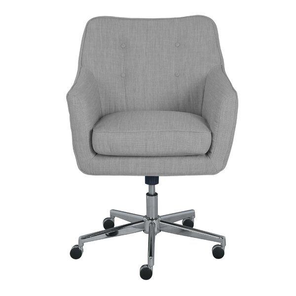 serta at home serta ashland mid-back desk chair & reviews | wayfair