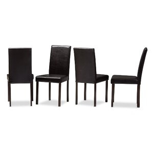 Elderton Parsons Chair (Set of 4) by Andover Mills