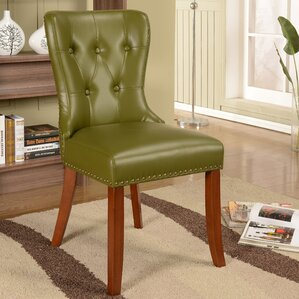 Dayton Side Chair (Set of 2) by Darby Home Co