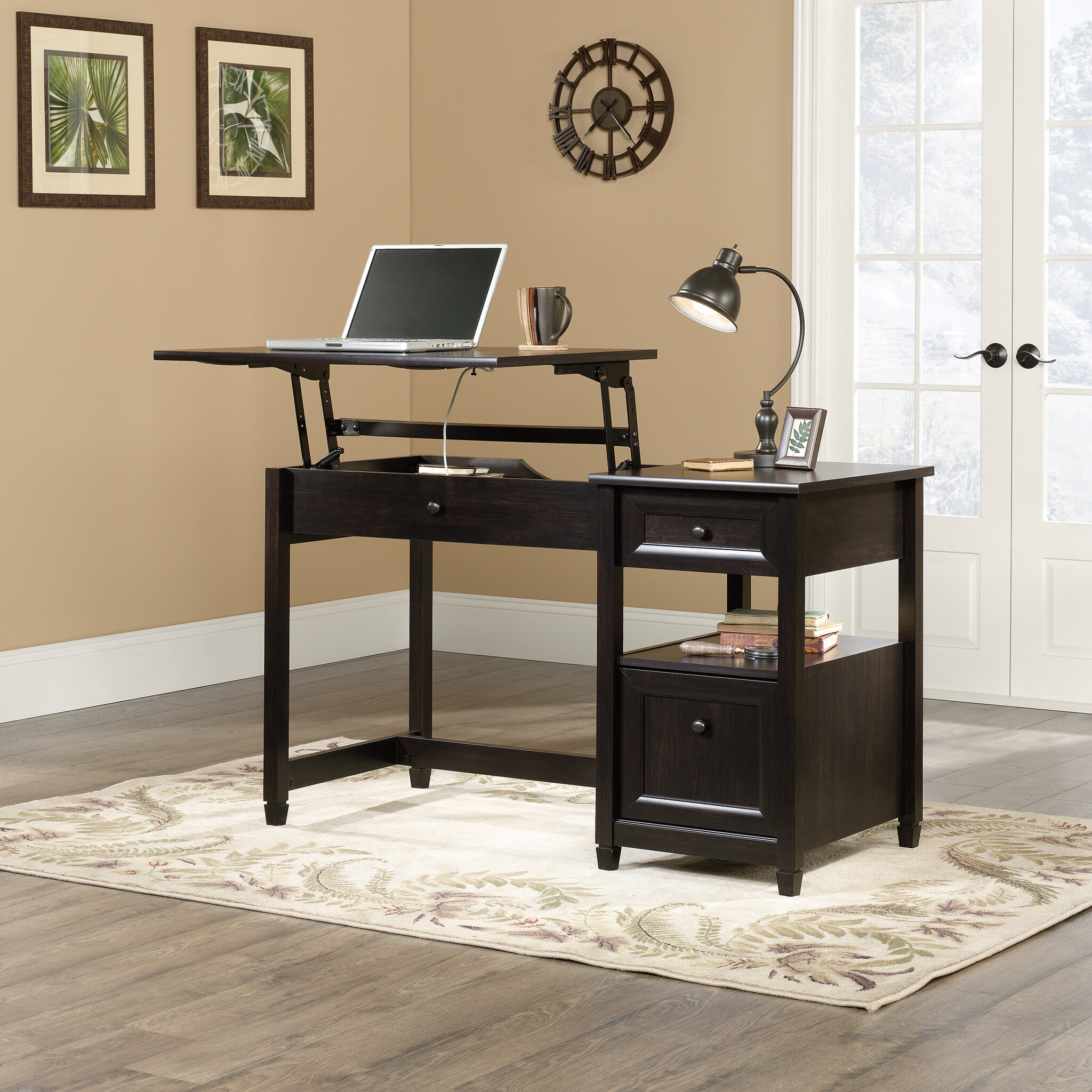 Three Posts Lamantia Standing Desk Reviews Wayfair