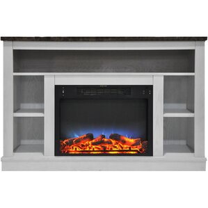 Eudora LED Electric Fireplace ..