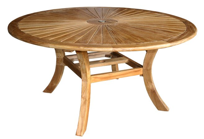 Sun Teak Dining Table