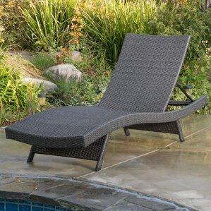 Grey Outdoor Lounge Chairs Youll Love Wayfair