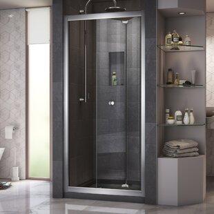 Folding Shower & Bathtub Doors You\'ll Love | Wayfair