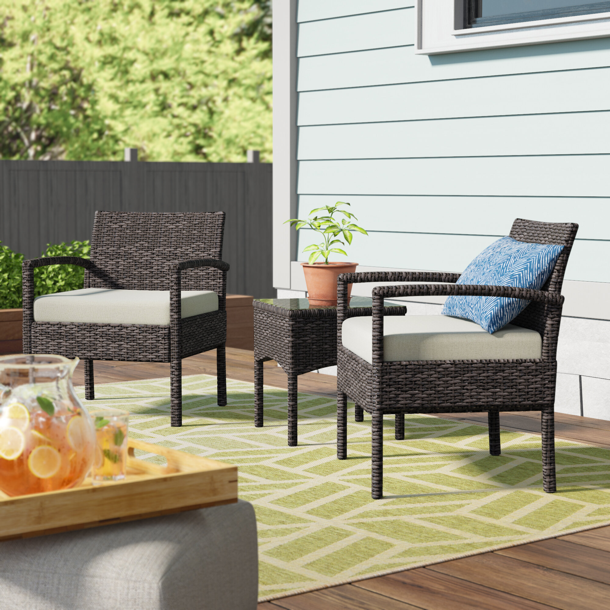 Incredible Patio Furniture Sales Clearances Wayfair Download Free Architecture Designs Sospemadebymaigaardcom