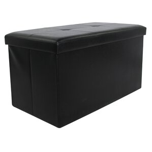 Collapsible Storage Ottoman by Wee's Be..