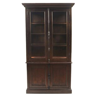 Averi Lighted China Cabinet