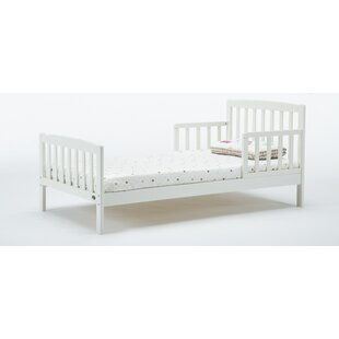 Joshua 70 x 140cm Bed with Water Repellent Mattress by Viv   Rae