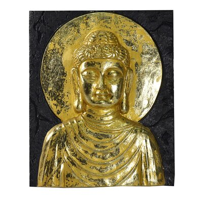 Design Toscano Enlightened Buddha on a Cloud Floating Wall Décor ...