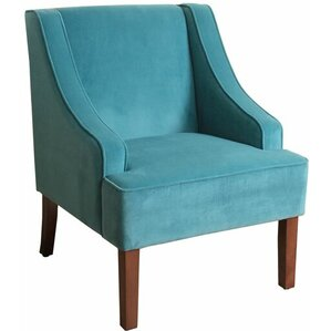 Priscilla Velvet Arm Chair