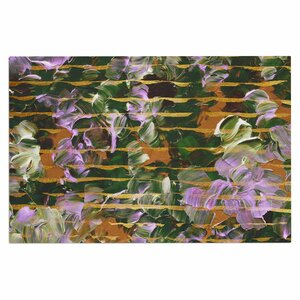Ebi Emporium Dust Garden Mixed Media Doormat