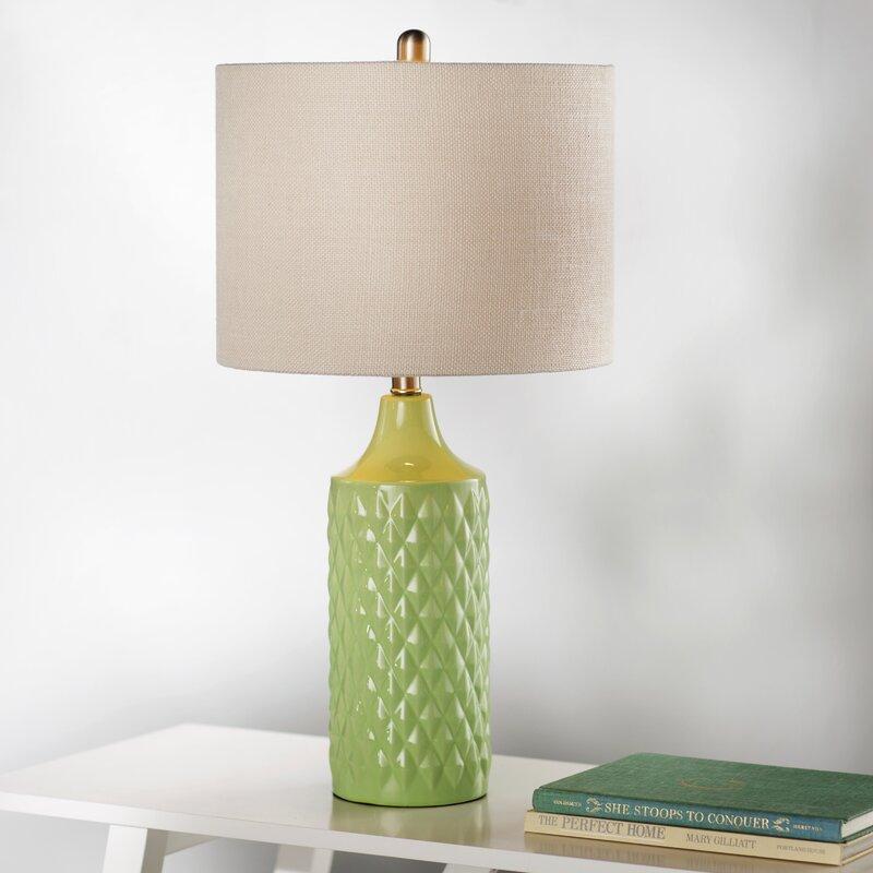Beachcrest Home Melbourne Beach 26 6 Quot Table Lamp Amp Reviews