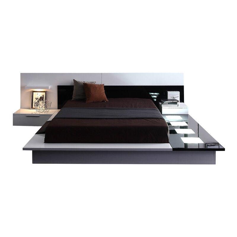 Wade Logan Sabra Platform 3 Piece Bedroom Set Amp Reviews