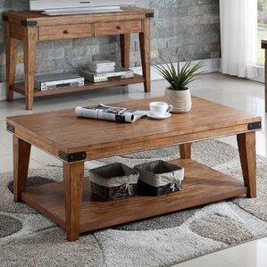 Shenandoah Coffee Table by ECI Furniture