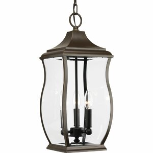 El Paso 3-Light Outdoor Hanging Lantern