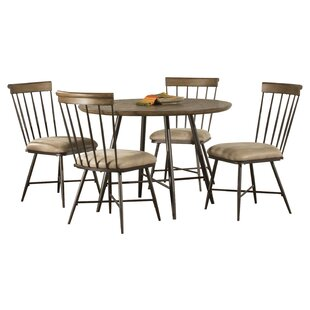 Bonella 5 Piece Round Dining Set