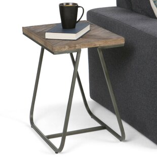 Attirant Hailey Narrow End Table