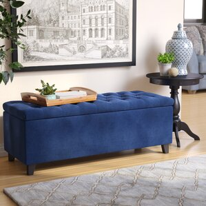 storage benches for living room. Bretton Upholstered Storage Bench Benches