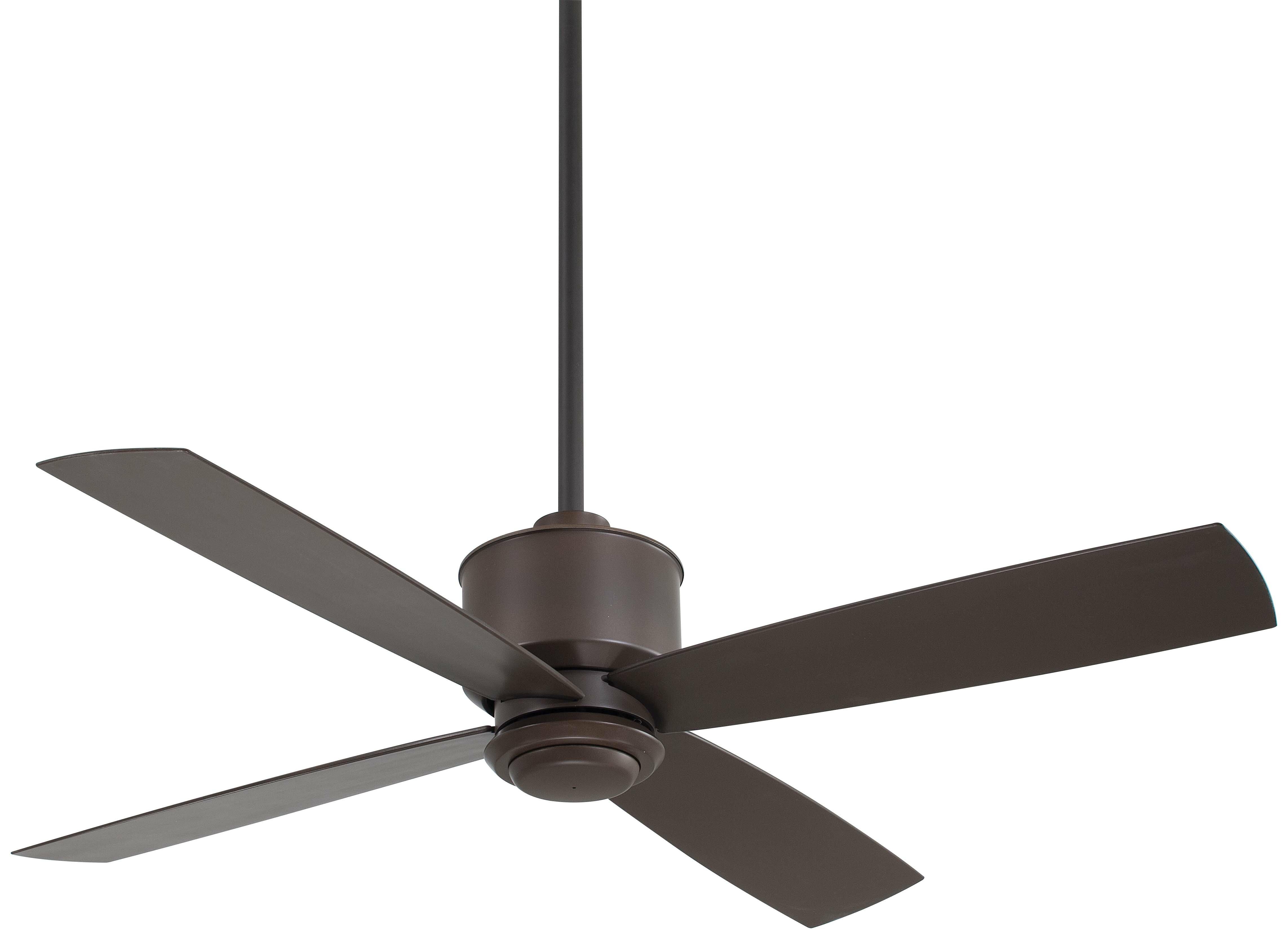 "Minka Aire 52"" Strata 4 Blade LED Ceiling Fan & Reviews"