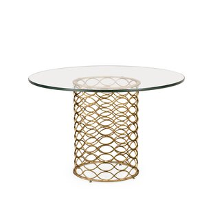 Luxe Interlaced Dining Table