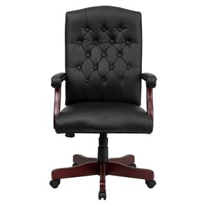 garvin leather office chair