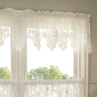 Shabby Chic Curtains Valances