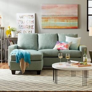 Morpheus Reversible Sectional by Mercury Row